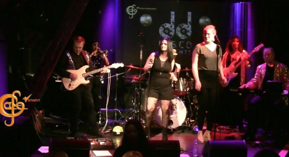Disco Delights - Band aus Freiburg und Südbaden - Coverband